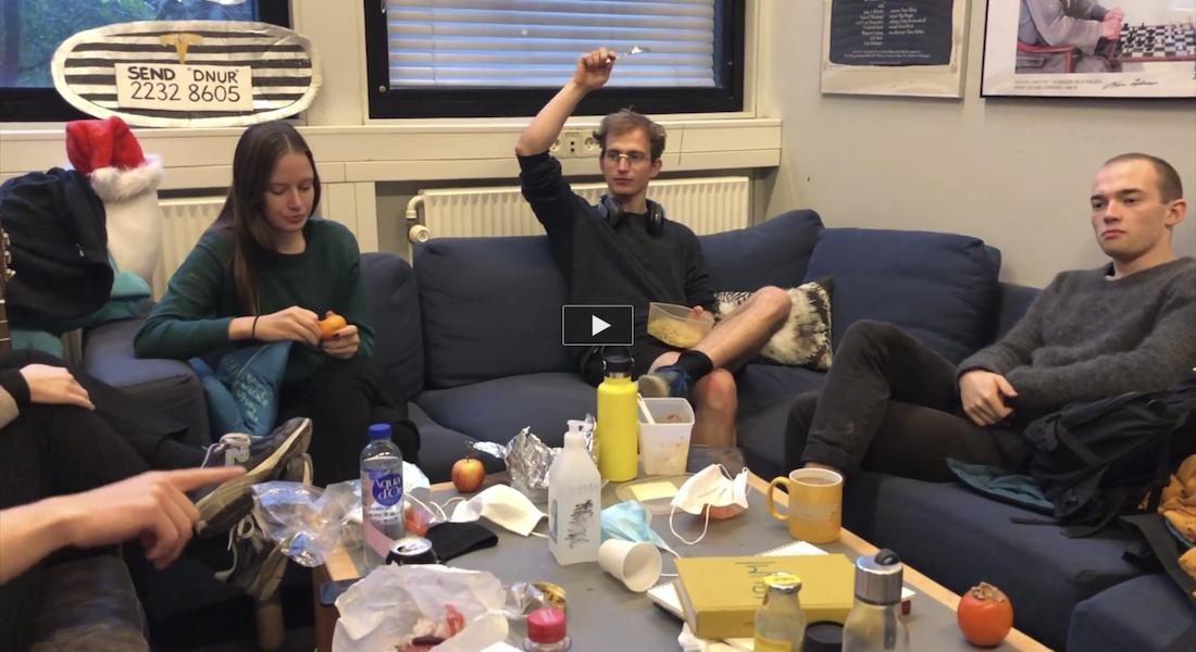 Dagbogsvideo om studiemiljøet på bacheloruddannelsen i fysik