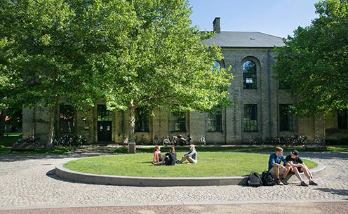 københavns universitet frederiksberg