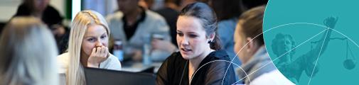 Kandidatuddannelsen i samfundsvidenskabelig jura på Københavns Universitet